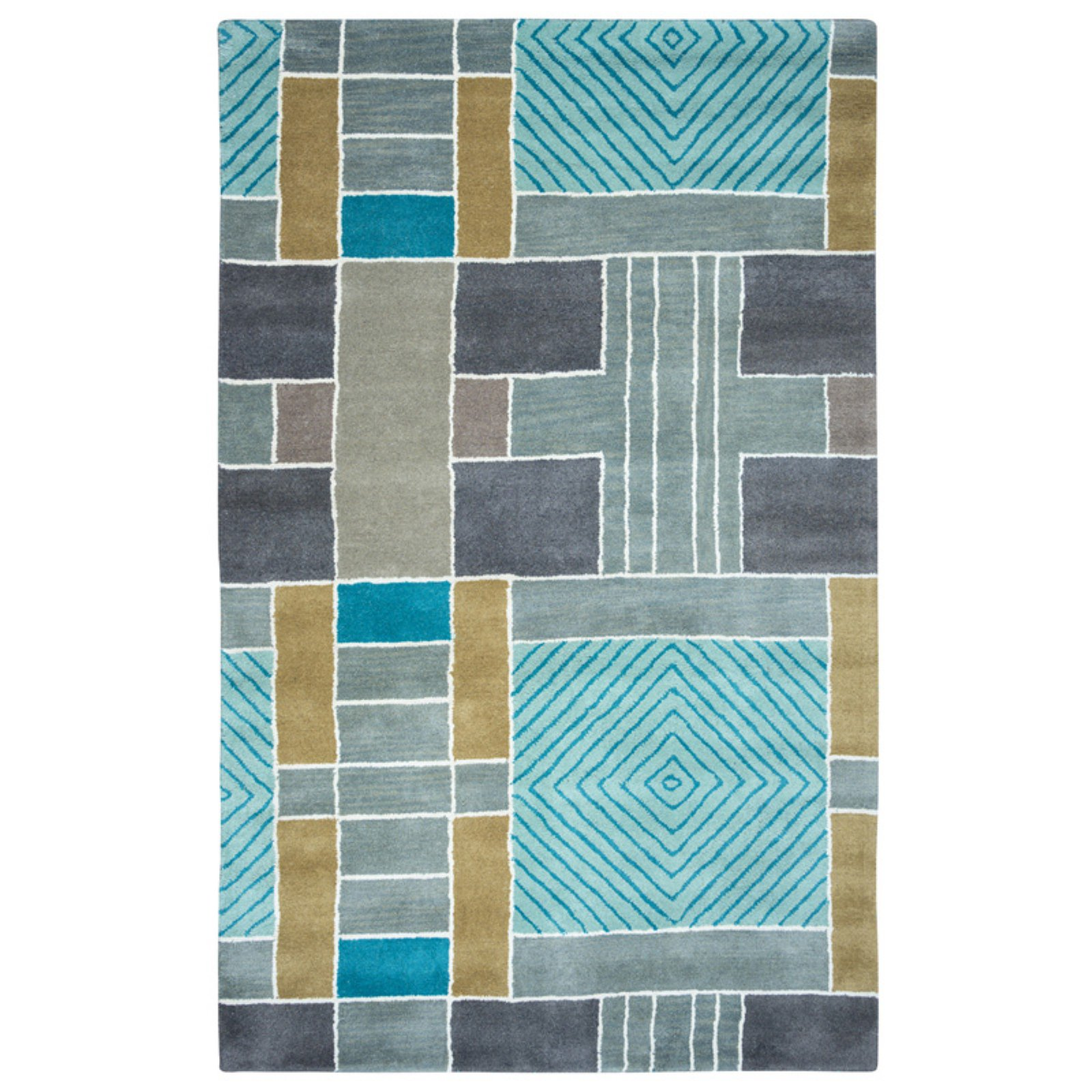 Rizzy Home Volare VO2654 Rug - (9 Foot x 12 Foot)