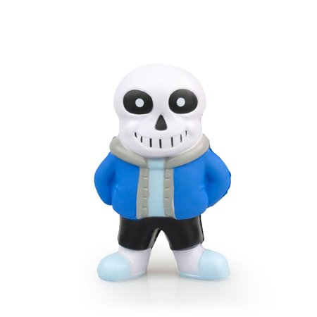 Undertale Video Game | Sans Character | 4 Inch Foam Figure](Game Characters)