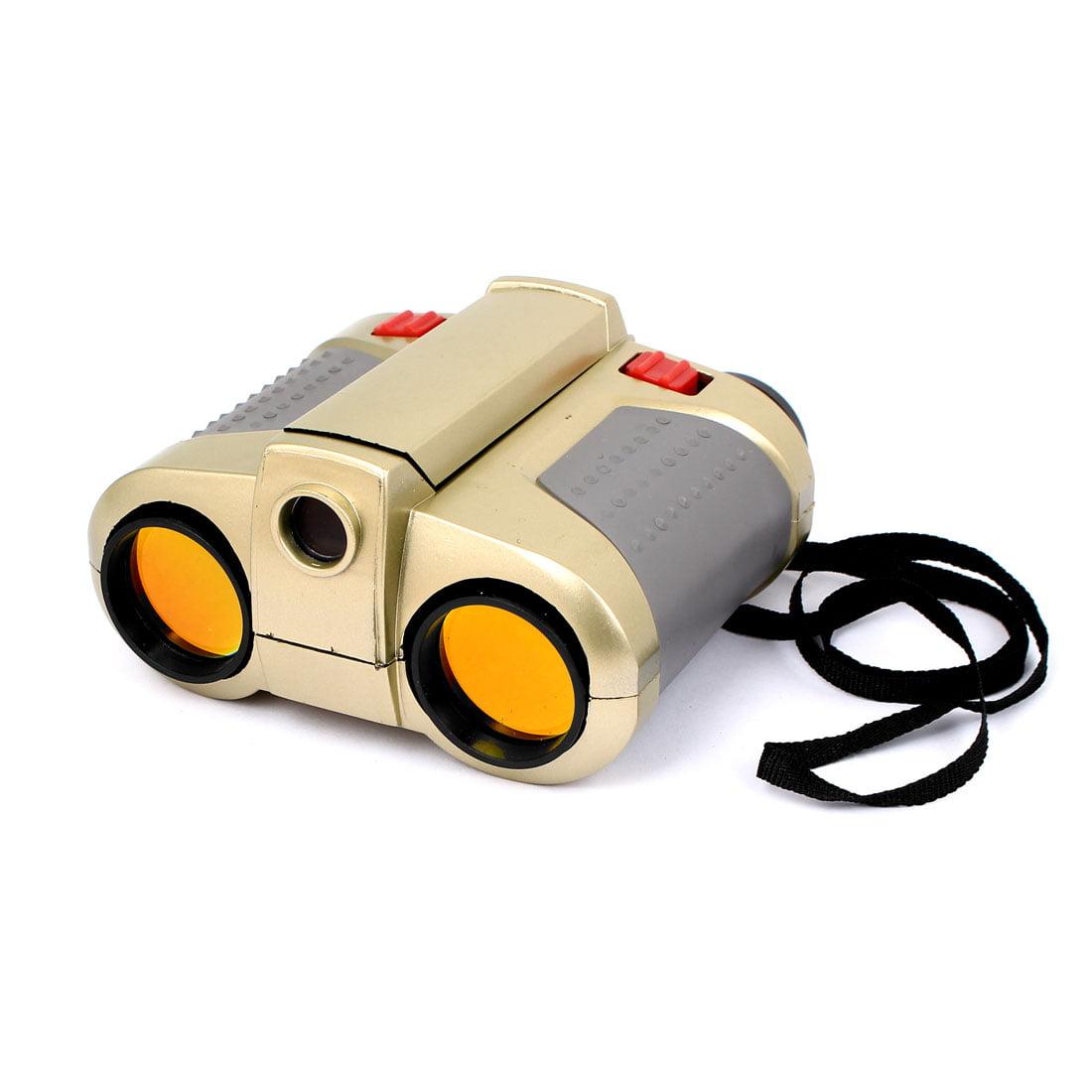 Unique Bargains Children Night Vision Scope Function Telescope Binoculars Toy w Pop Up Spotlight by Unique-Bargains