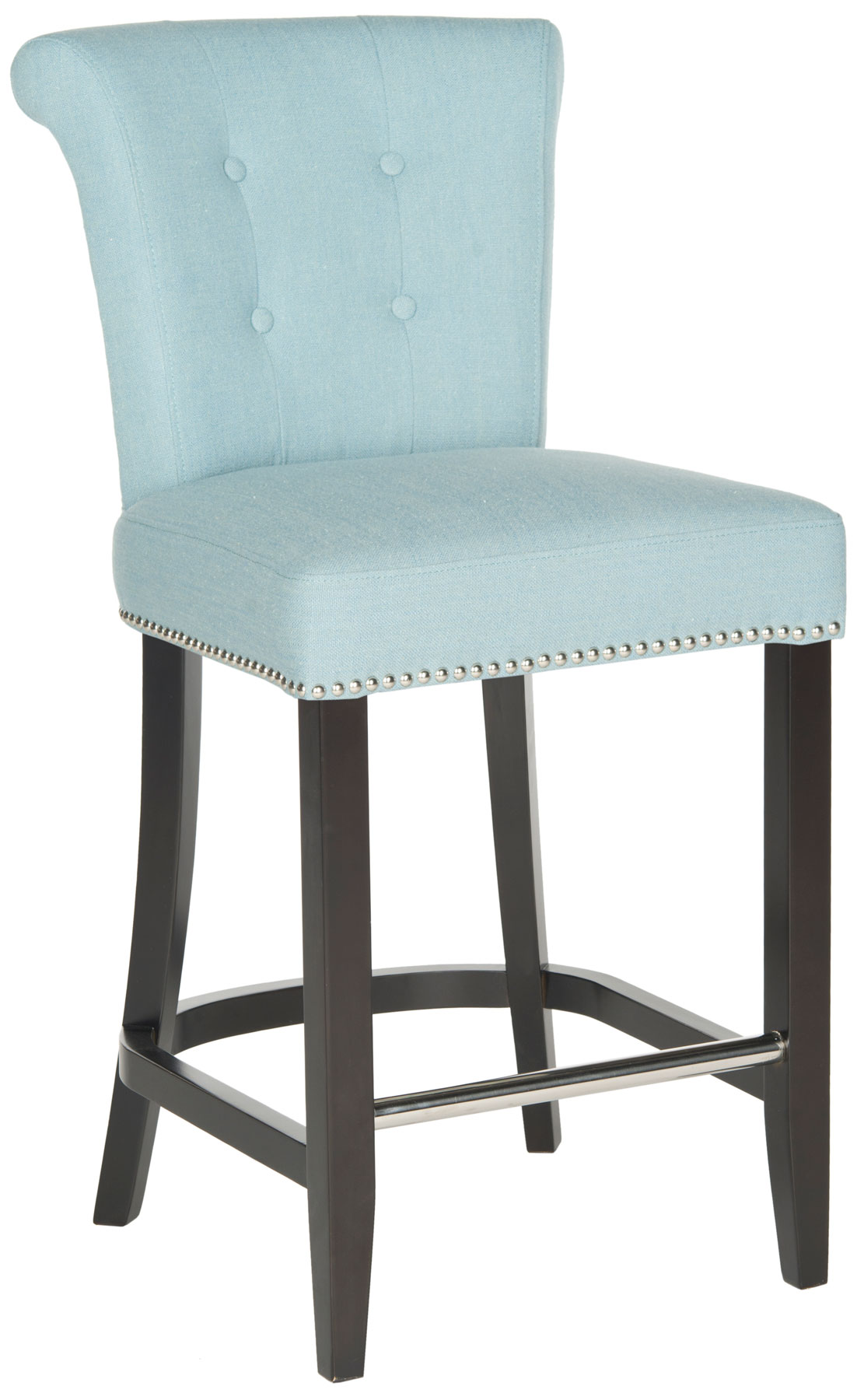 Safavieh Addo Ring Counter Stool, Multiple Colors Available ...
