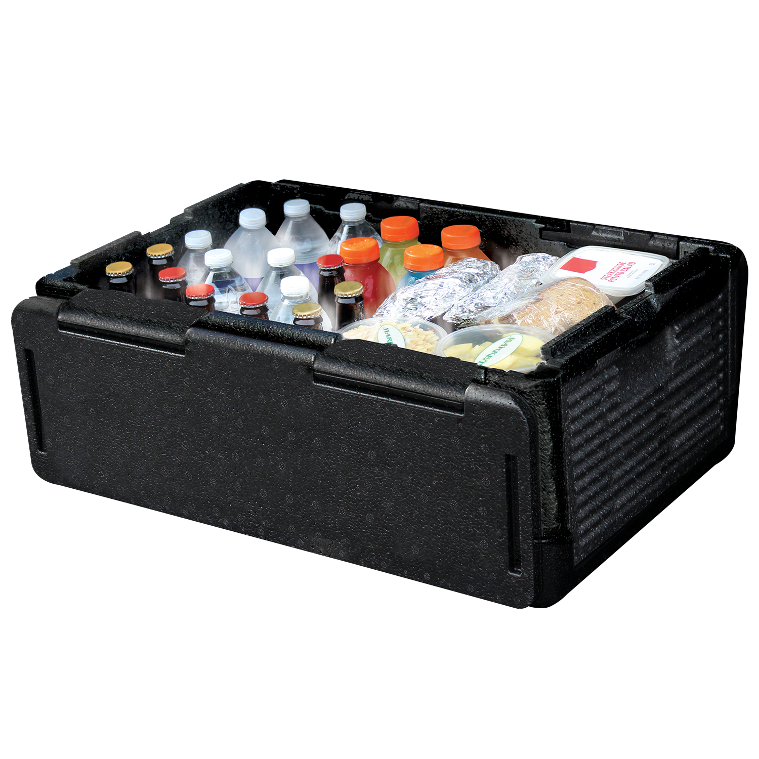 As Seen On TV Collapsible Cooler 41 qt CHILL CHEST Lightweight and Foldable