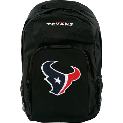 NFL - Houston Texans Black Youth Southpaw Backpack