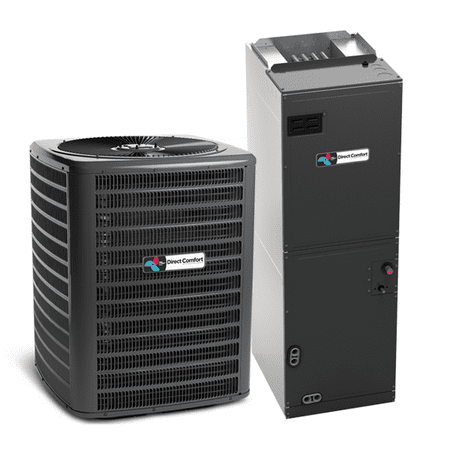 - Direct Comfort 3 Ton 16 SEER 2 STAGE AC R410A Air Conditioner and Coil Bundle