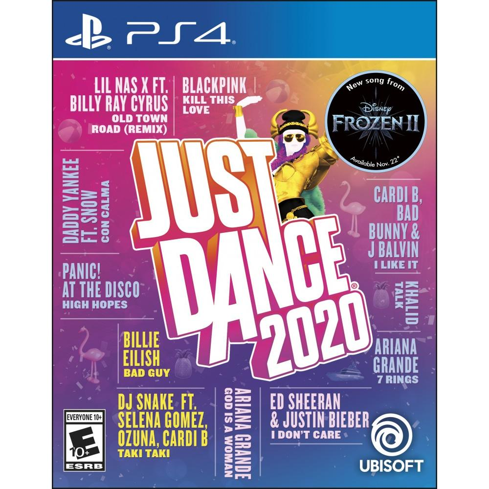 Just Dance 2020, Ubisoft, PlayStation 4, 887256090913