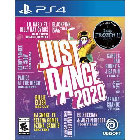 Just Dance 2020, Ubisoft, PlayStation 4, 887256090913