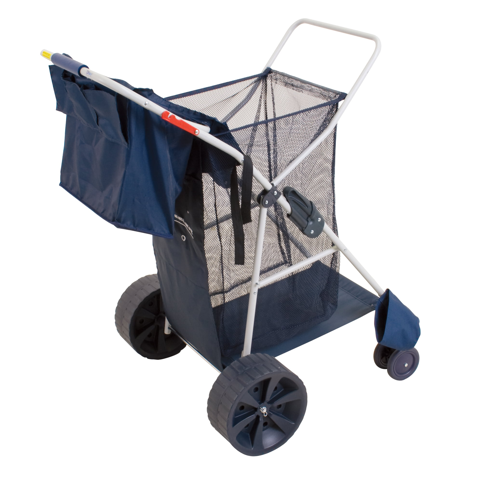 Rio Big Wheel Beach Cart Blue Walmart Inventory Checker