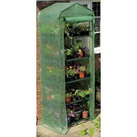 Gardman - 5-Tier - Green - Heavy Duty Greenhouse