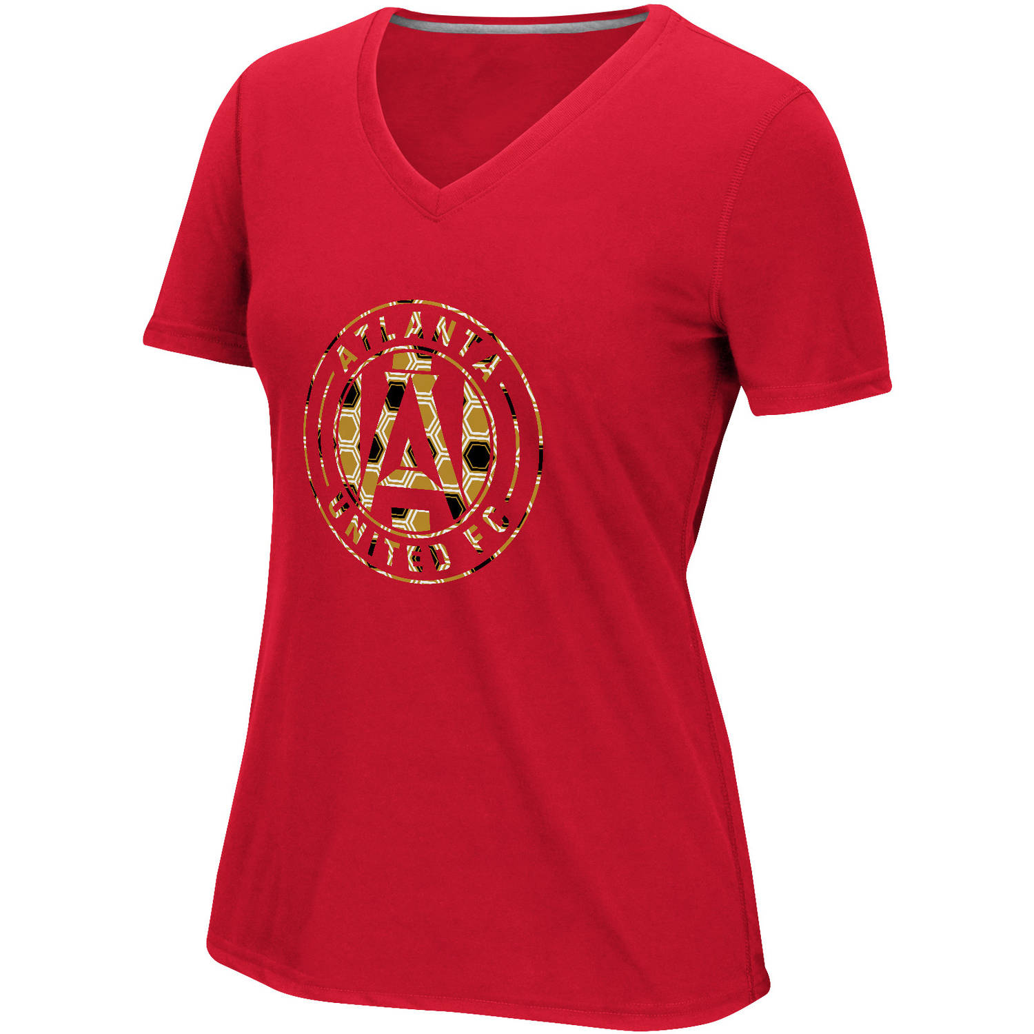 MLS-Atlanta United-Women's Raised Net Tee