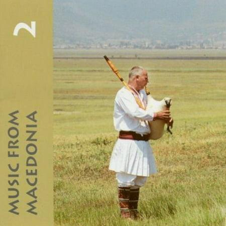 Music From Macedonia - Vol. 2-Music From Macedonia [CD]