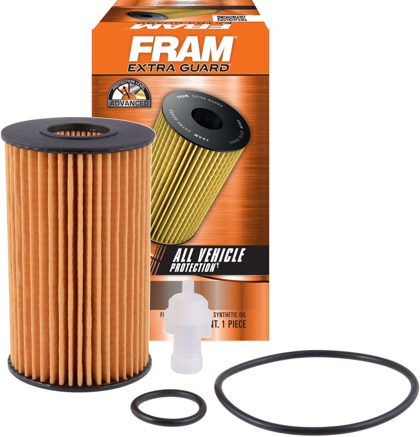 FRAM Extra Guard Oil Filter, CH10295