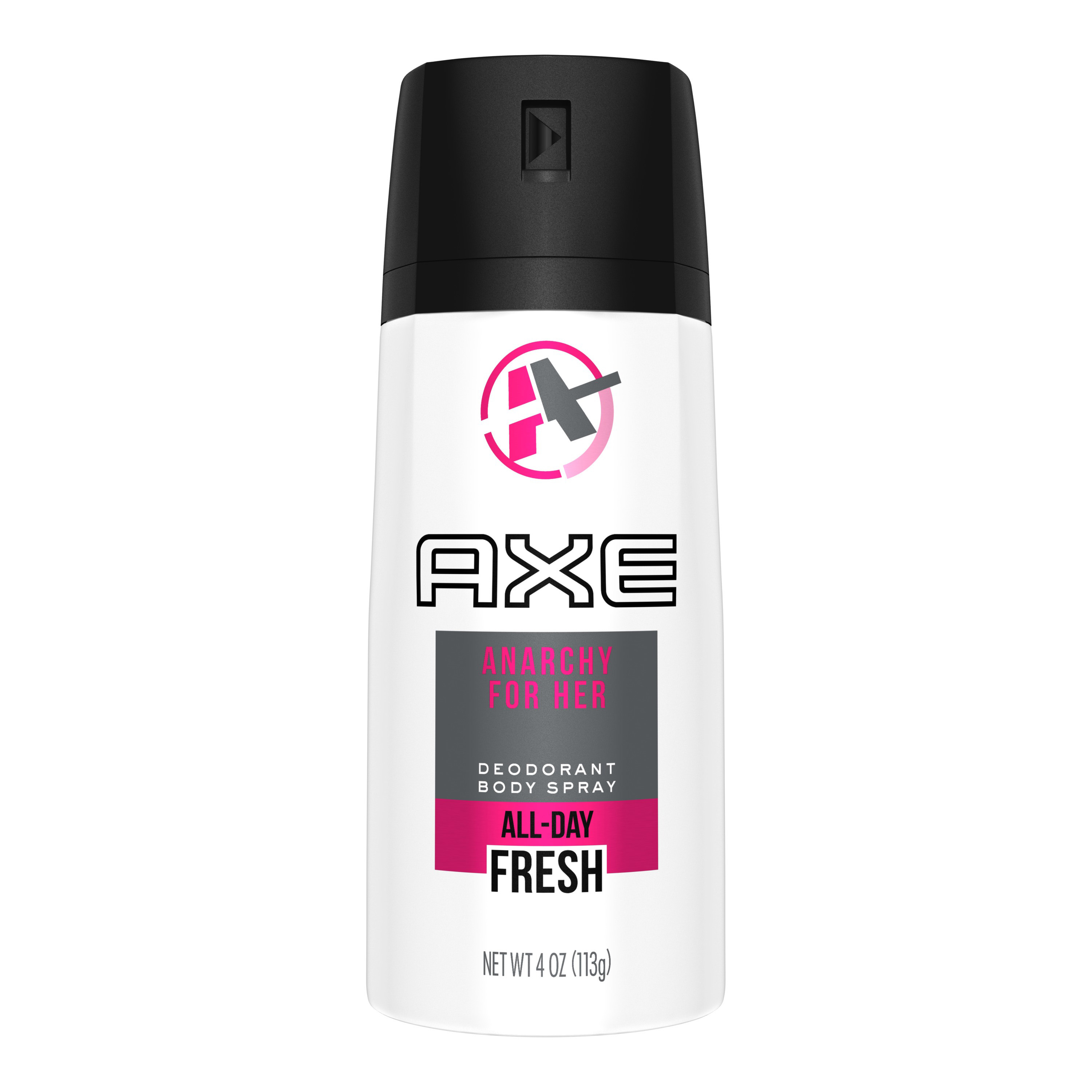 AXE Anarchy for Her Body Spray for Women, 4 oz
