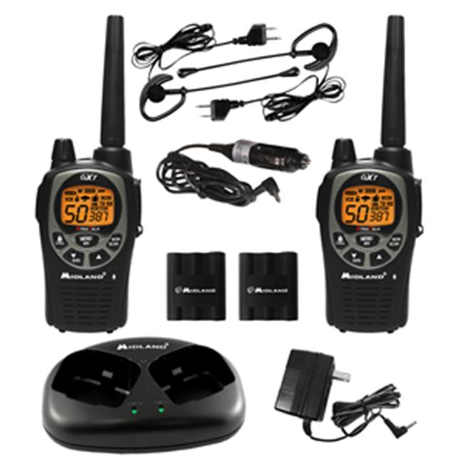MIDLAND RADIO MID-GXT1000VP4 50 CHL./ 30 MILE TWO WAY RADIO