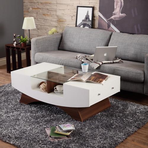 Hokku Designs Walters Coffee Table