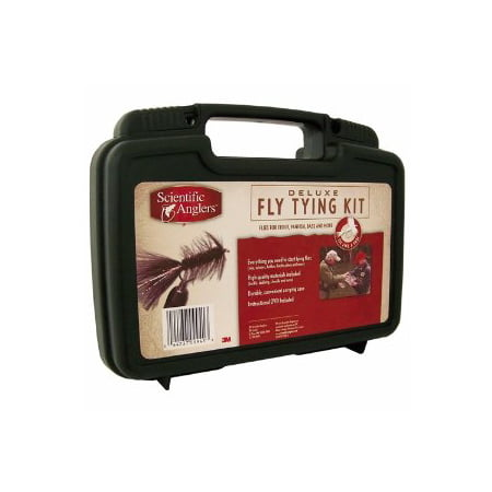 Scientific Anglers Deluxe Fly Tying Kit ()