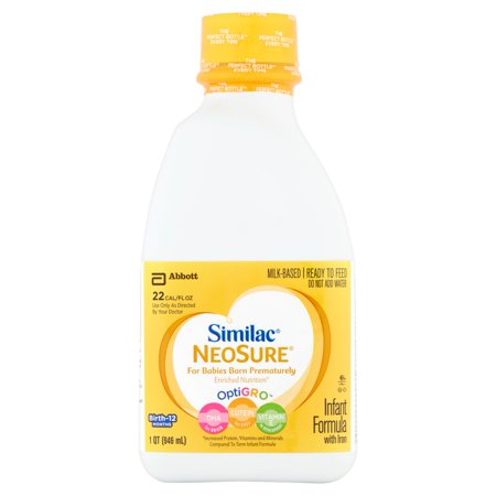 Similac Neosure à base de lait