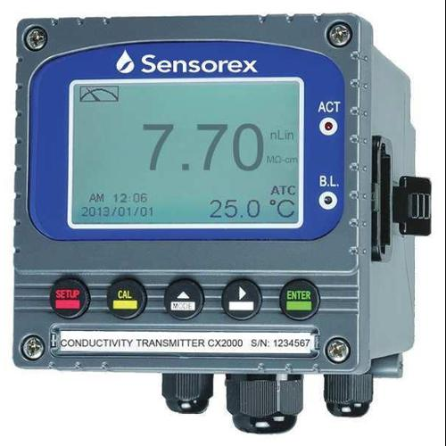 SENSOREX CX2000 Conductivity Transmitter