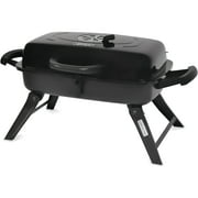 "Backyard Grill 13"" Portable Charcoal Grill, Black"