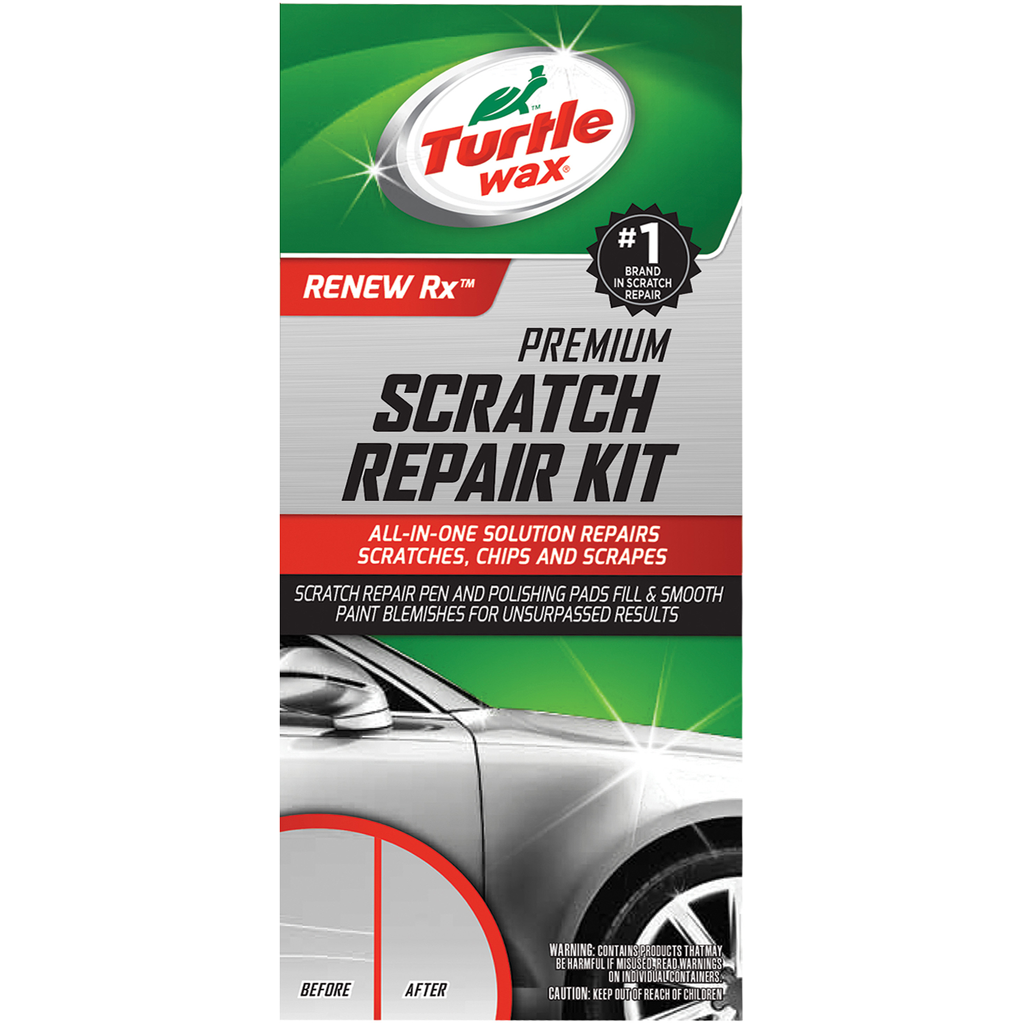 Turtle Wax Scratch Removal Kit