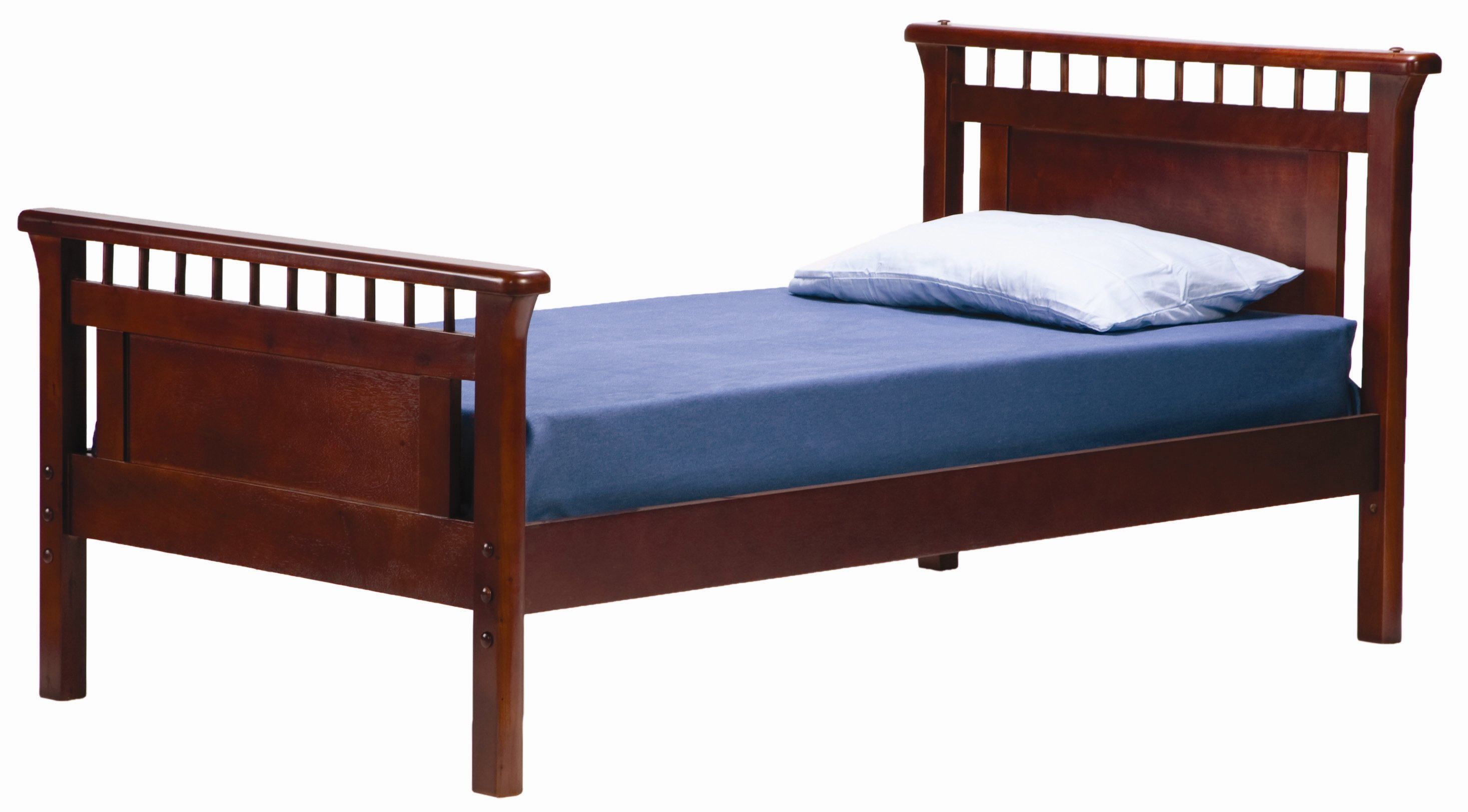 Bolton Bennington Bed In Cherry (Twin) by Overstock