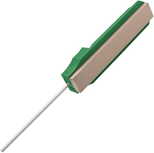 Gatco 15004 Medium Sharpening Hone, Medium sharpening hone quickly restores dull blades By Gatco Sharpeners Ship from US by