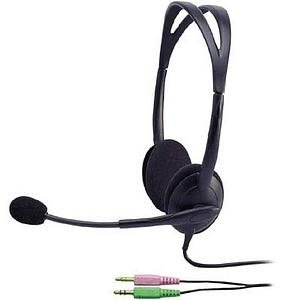 Cyber Acoustics AC-401 Headset - Over-the-head
