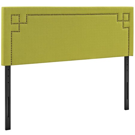 - Modway Josie Nail Button Accent Headboard, Multiple Sizes and Colors