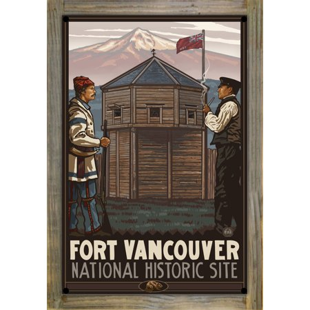 Fort Vancouver National Historic Site Trappers Vancouver