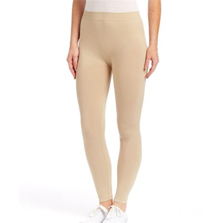 id Leggings - Nude - Nude Hairy