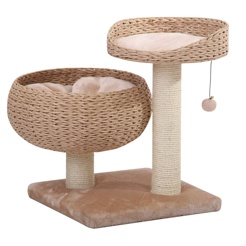 PetPals Group Recycled Paper Cat Lounger