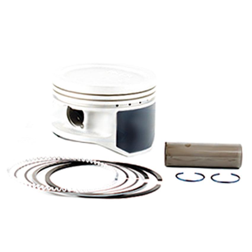 Yamaha V4 V6 Port Side Wiseco Piston Kit 0.020 Bore 3.564 6G5-11646-00-00