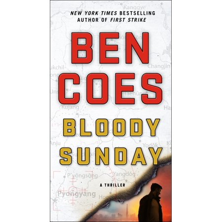 Bloody Sunday : A Thriller (Other Words For Bloody)