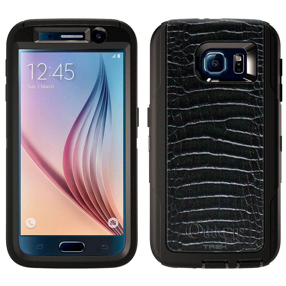 OtterBox Defender Samsung Galaxy S6 Case - Alligator Blac...