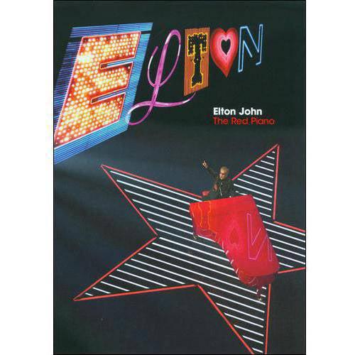 Elton John: The Red Piano (Widescreen)
