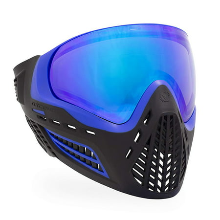 - VIRTUE VIO ASCEND THERMAL PAINTBALL GOGGLES MASK WITH DUAL PANE LENS - BLUE ICE
