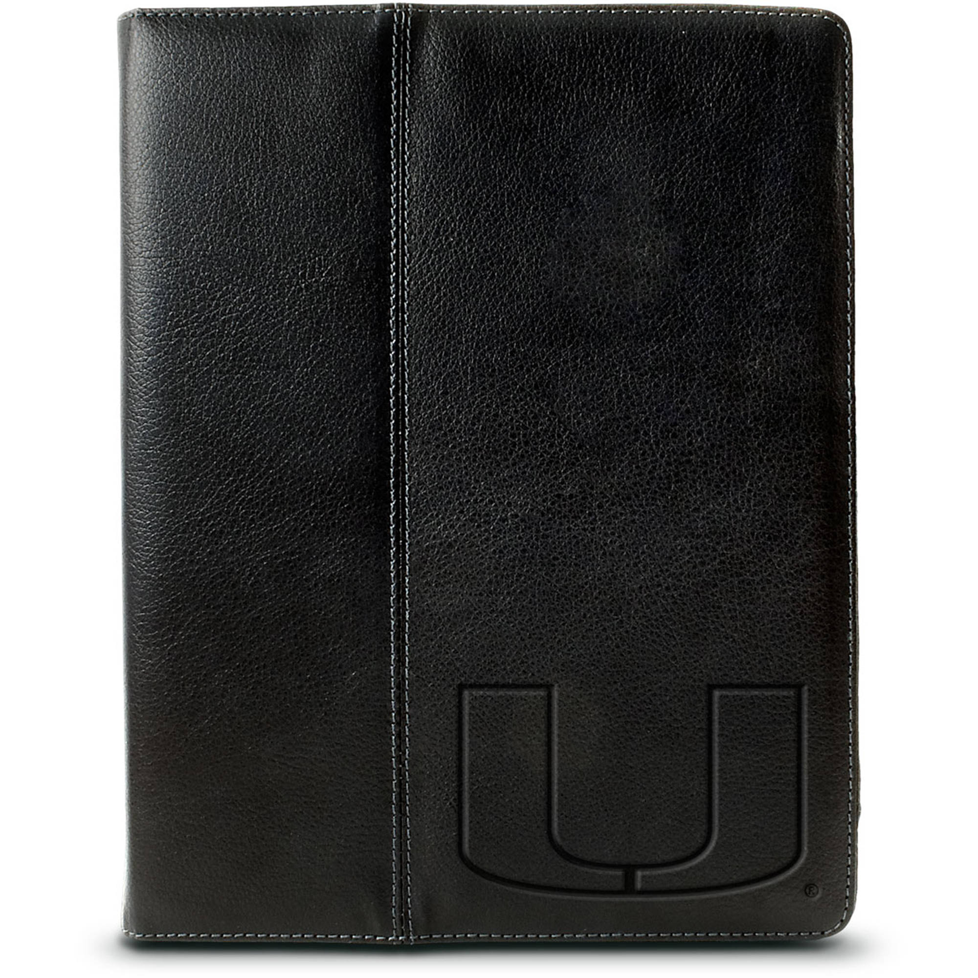 Centon iPad Leather Folio Case University of Miami