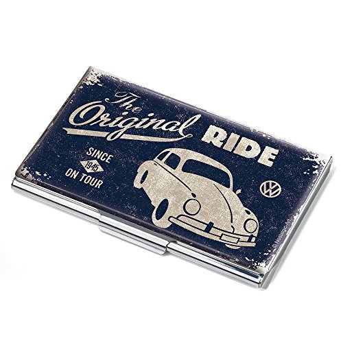 Troika VW Card Case Original Beettle (CDC10A603)
