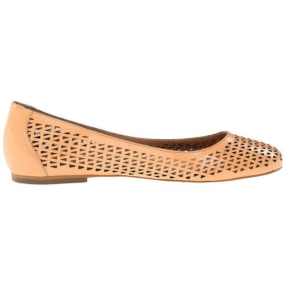 6624fac120be Corso Como - Corso Como Women s Flounder Perforated Leather Ballet ...