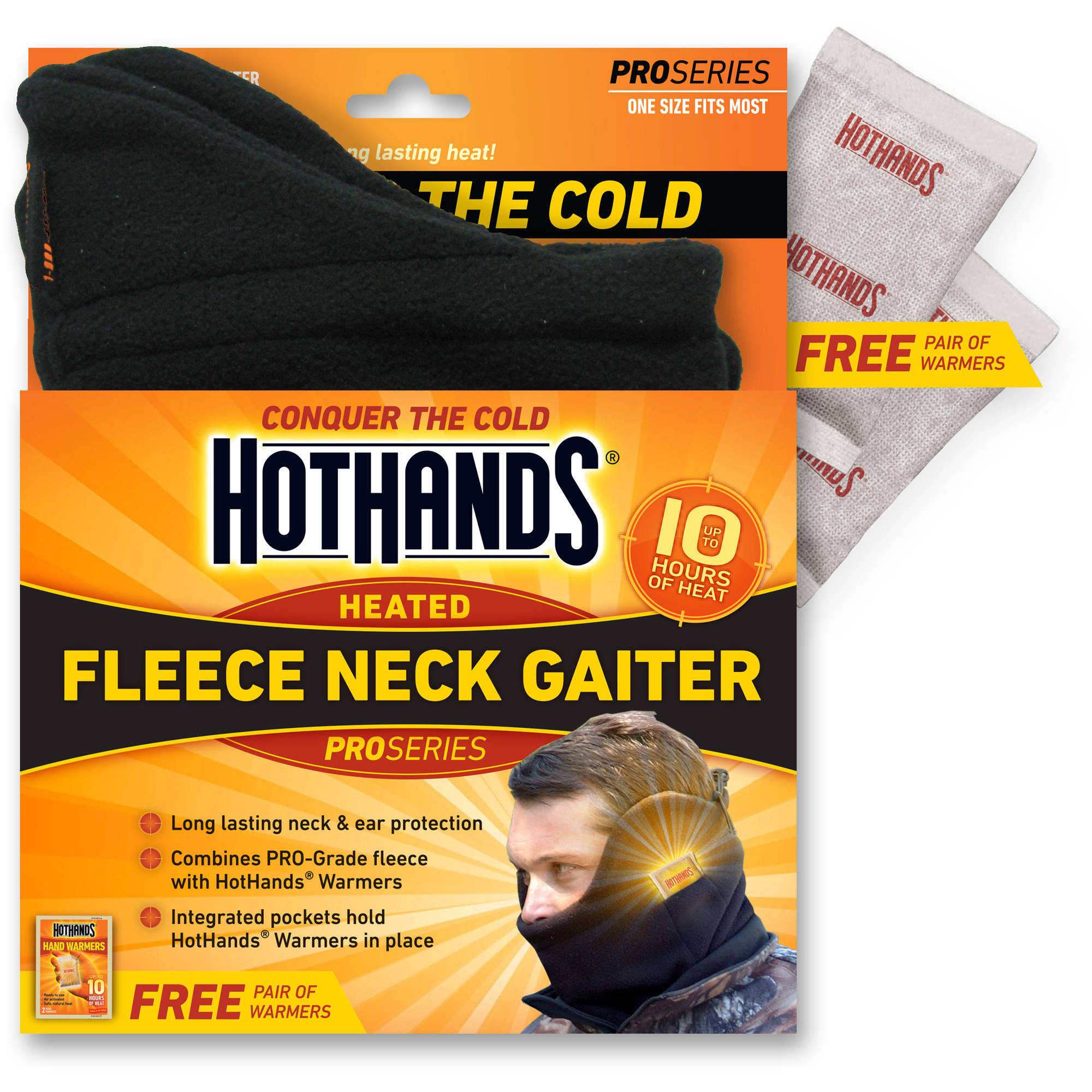 Heatmax HotHands Heated Neck Gaiter
