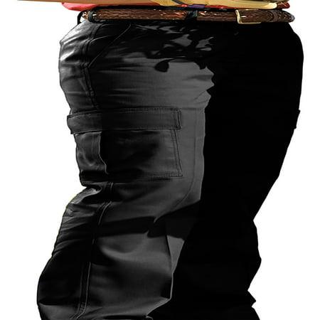 Edwards Garment Women's Two Pocket Straight Leg Cargo Pant, Style