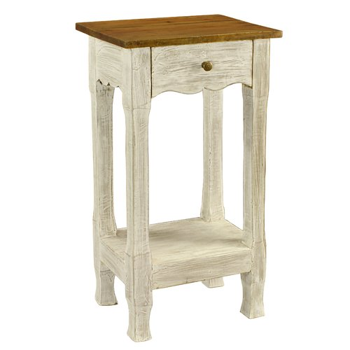 August Grove Adjei 1 Drawer Nightstand