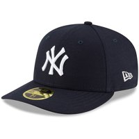 New York Yankees New Era Authentic Collection On Field Low Profile Game 59FIFTY Fitted Hat - Navy