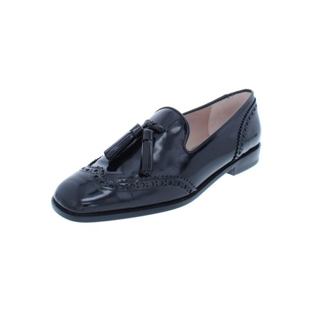 - Stuart Weitzman Womens Boything Wingtip Loafers
