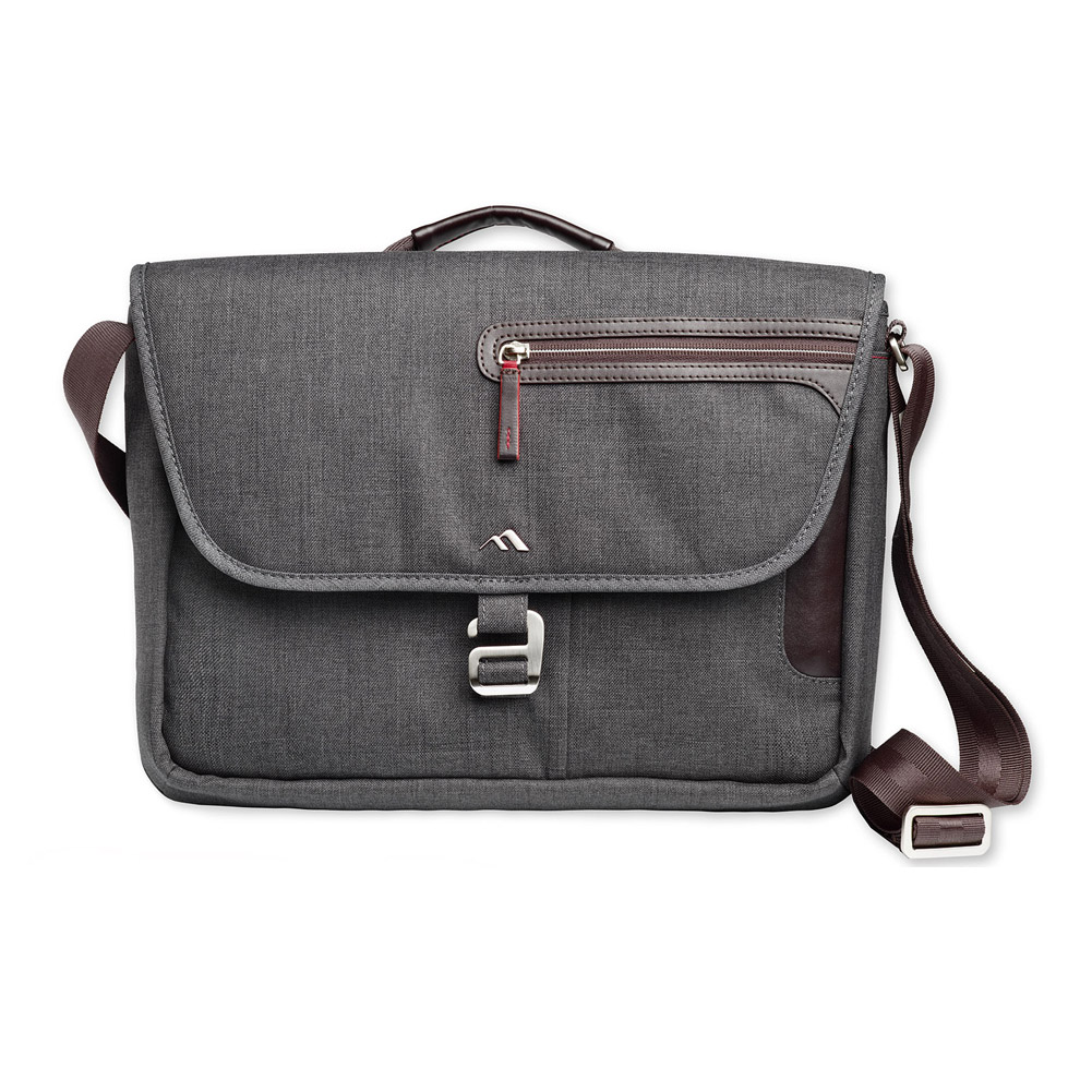 Brenthaven 1966 Collins Horizontal Messenger Bag