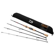 Daiwa Presso Ultralight Pack Spinning Rod 4-Piece 5ft6in