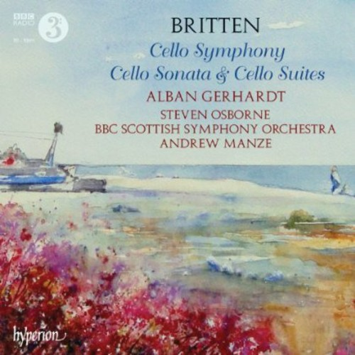 Cello Symphony   Cello Sonata   Cello Suites 1-3 by