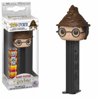 FunKo POP! PEZ Candy Dispenser, Harry Potter with Sorting Hat