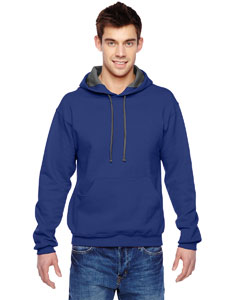 Fruit of the Loom Adult 7.2 oz. SofSpun® Hooded Sweatshirt