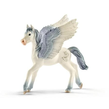 Schleich Fantasy, Pegasus Foal Toy Figure