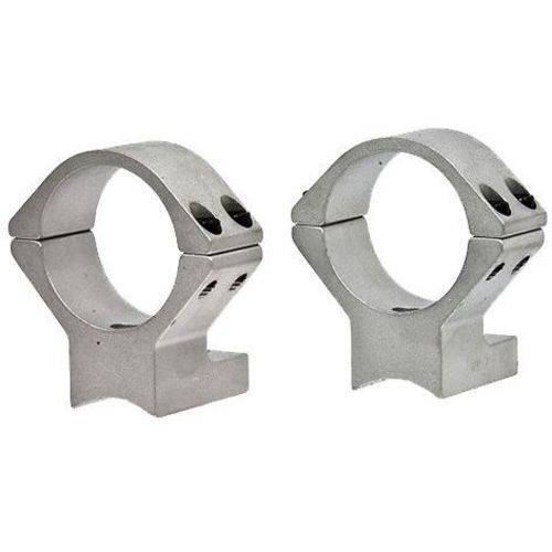 Talley S95X725 1-Piece Hi Base and Extension Ring Sav Mod 12 Accu Trigger, Silver
