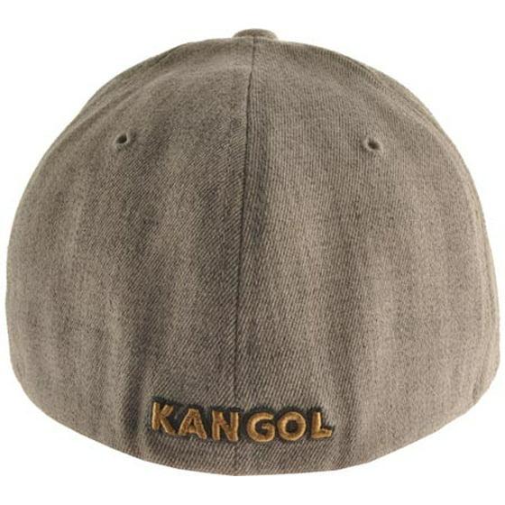 8d679b73 KANGOL - Men's Kangol 3D Wool Flexfit - Walmart.com